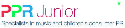 PPR Junior - Specialists in music and children's consumer PR